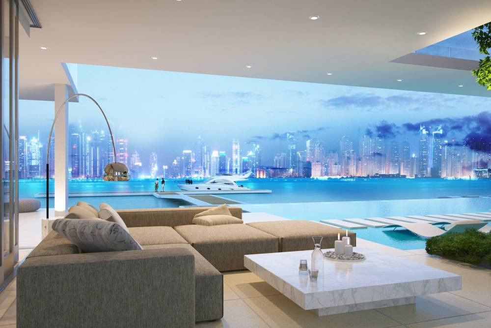 Top 5 most expensive houses in dubai for Most expensive hotel room in dubai