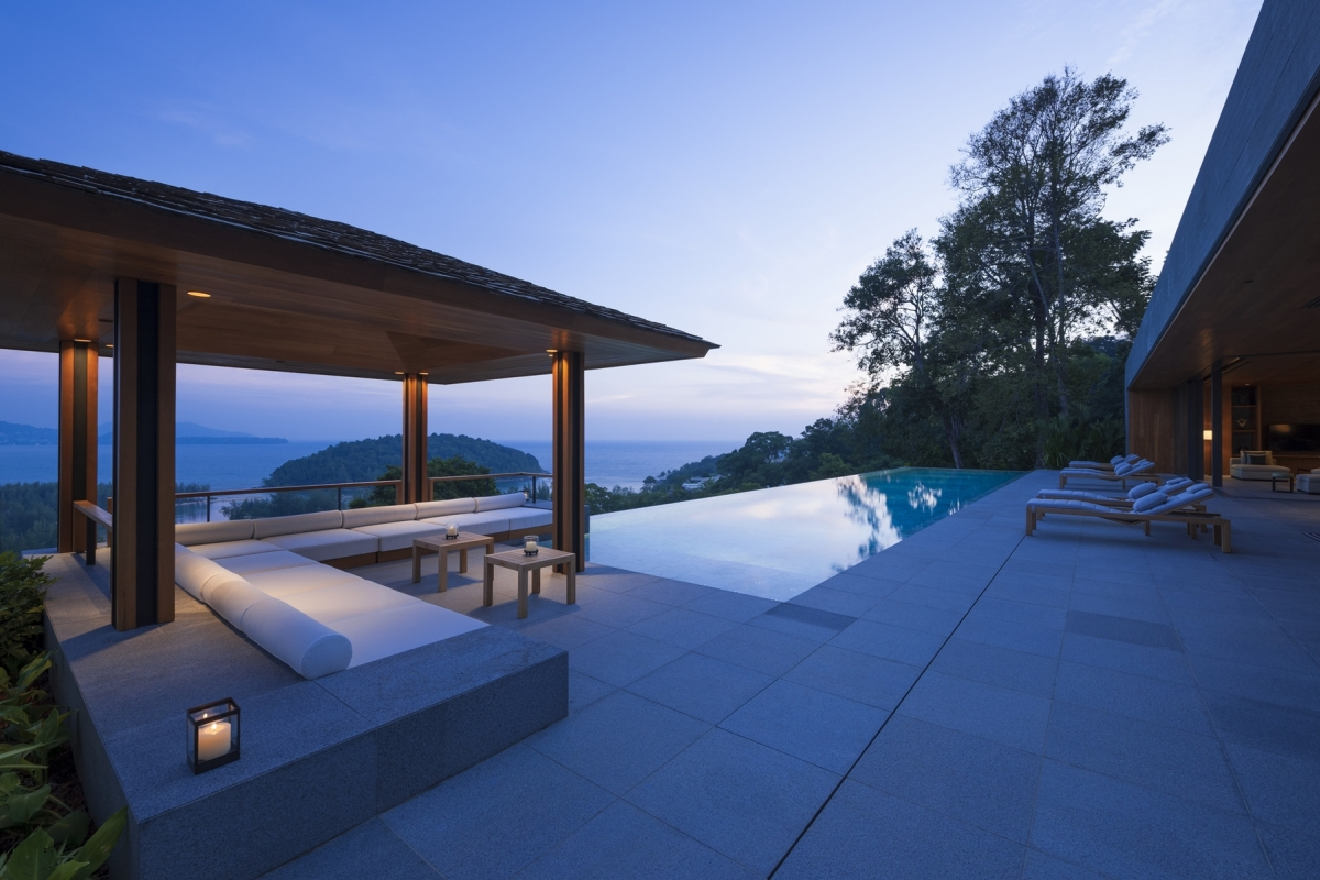 Avadina Hills by Anantara Includes 16 Luxury Villas in Thailand