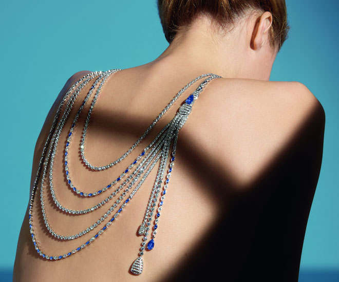 Newest Chanel Luxury Jewelry Collection Inspired by The Sea Life