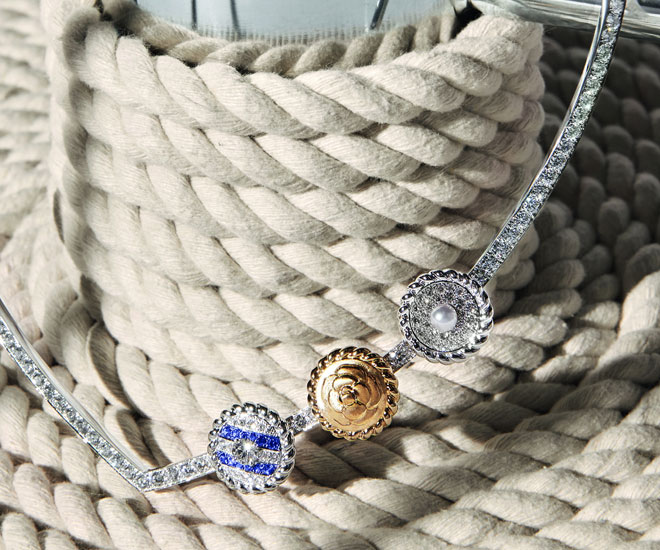 chanel luxury jewelry Newest Chanel Luxury Jewelry Collection Inspired by The Sea Life Chanel Newest Luxury Jewelry Collection Inspired by The Sea Life 7