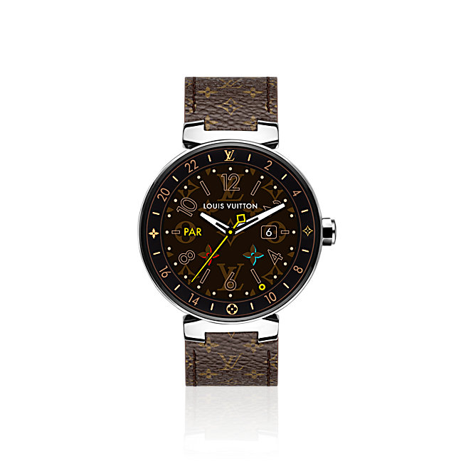 louis vuitton Louis Vuitton Launches Its First Luxury Smartwatch: Tambour Horizon Louis Vuitton Launches Its First Luxury Smartwatch Tambour Horizon 5
