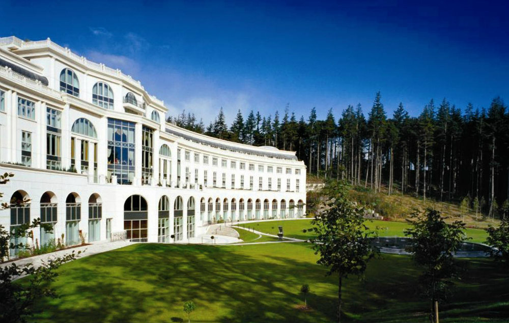 Powerscourt Hotel Spa