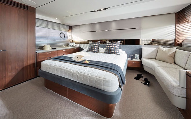 New S60 by Princess Yachts features Sleek Modern Design princess yachts New S60 by Princess Yachts features Sleek Modern Design New S60 by Princess Yachts features Sleek Modern Design 3