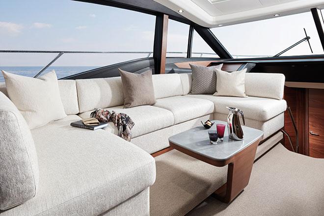 princess yachts New S60 by Princess Yachts features Sleek Modern Design New S60 by Princess Yachts features Sleek Modern Design 4