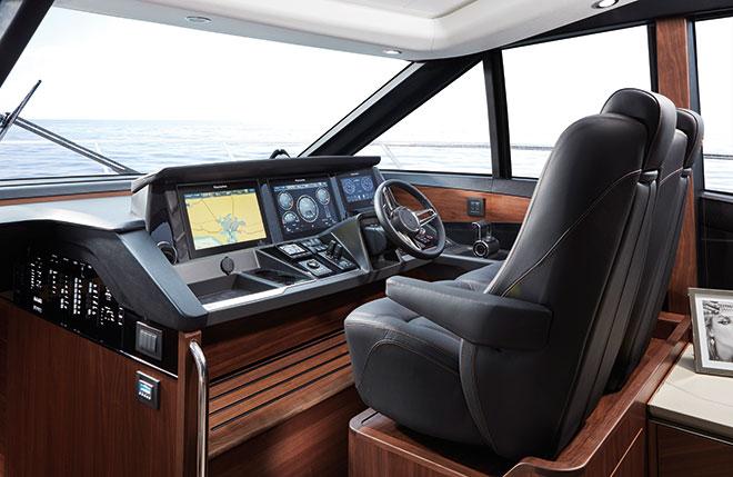 princess yachts New S60 by Princess Yachts features Sleek Modern Design New S60 by Princess Yachts features Sleek Modern Design 8
