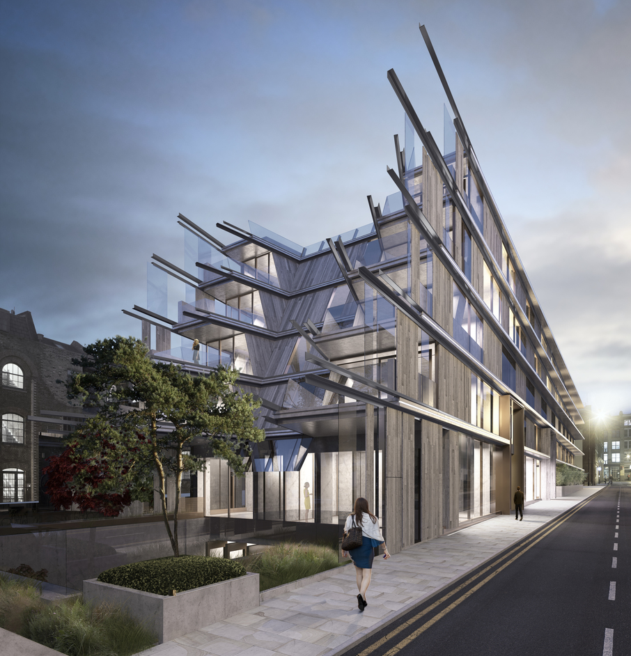 Nobu Hotel Shoreditch in London Features Asian-Inspired Design nobu hotel shoreditch Nobu Hotel Shoreditch in London Features Asian-Inspired Design Nobu Hotel Shoreditch in London Features Asian Inspired Design 1