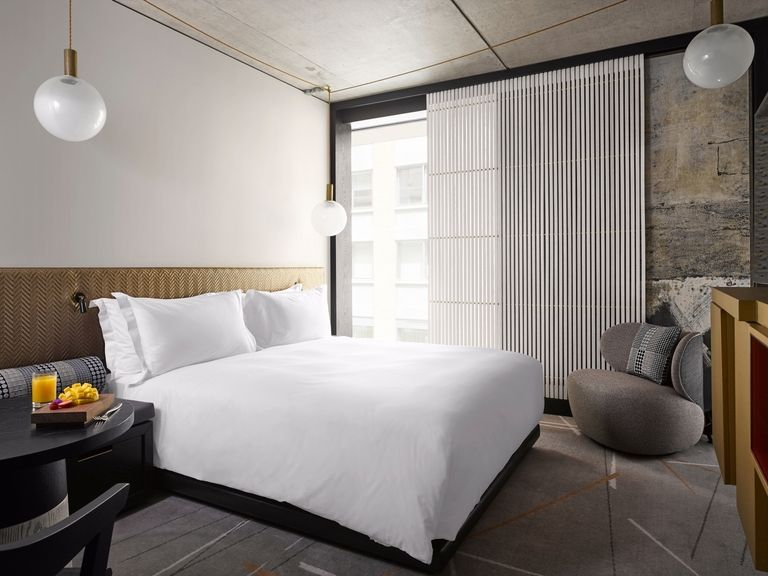 Nobu Hotel Shoreditch in London Features Asian-Inspired Design nobu hotel shoreditch Nobu Hotel Shoreditch in London Features Asian-Inspired Design Nobu Hotel Shoreditch in London Features Asian Inspired Design 6
