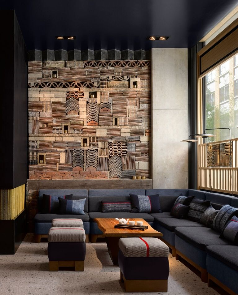 Nobu Hotel Shoreditch in London Features Asian-Inspired Design nobu hotel shoreditch Nobu Hotel Shoreditch in London Features Asian-Inspired Design Nobu Hotel Shoreditch in London Features Asian Inspired Design 8