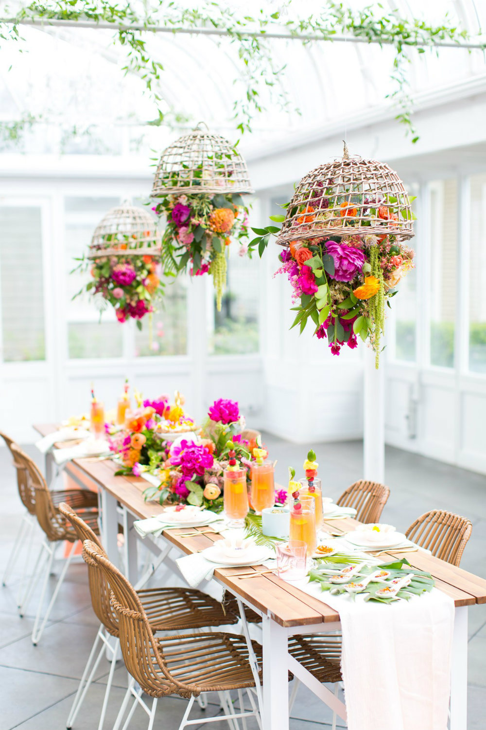 stunning summer table setting ideas
