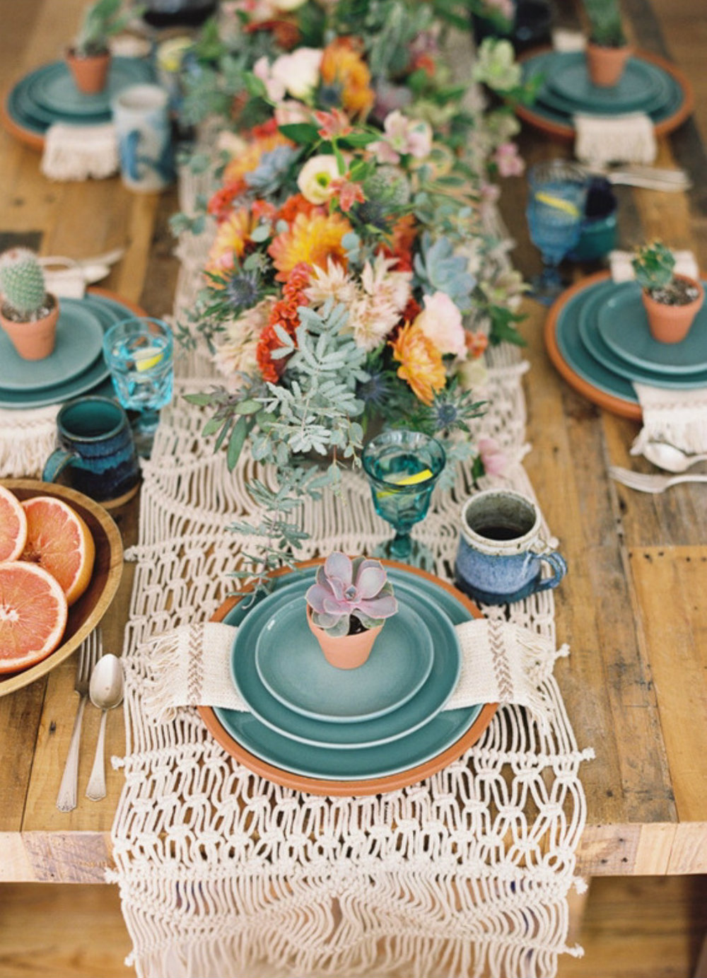 Stunning Summer Table Setting Ideas 04 summer table setting ideas Stunning Summer Table Setting Ideas Stunning & Stunning Summer Table Setting Ideas