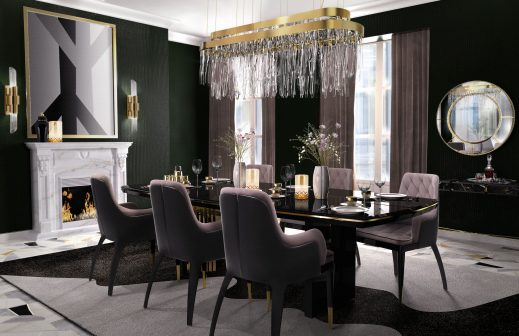 Elegant dining room ideas you have to use this fall for No dining room ideas