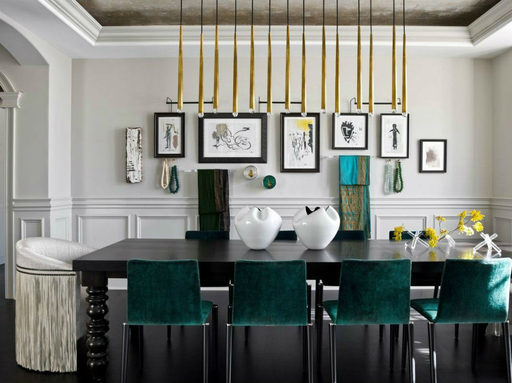 House Tour - A Glamorous and Edgy Chicago Home 05 chicago home House Tour - A Glamorous and Edgy Chicago Home House Tour A Glamorous and Edgy Chicago Home 05