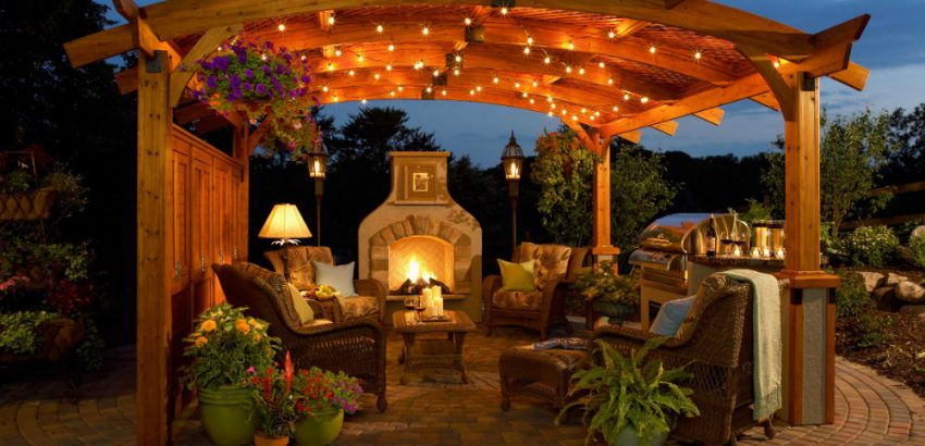 How To Create The Perfect Fall Outdoor Area 01