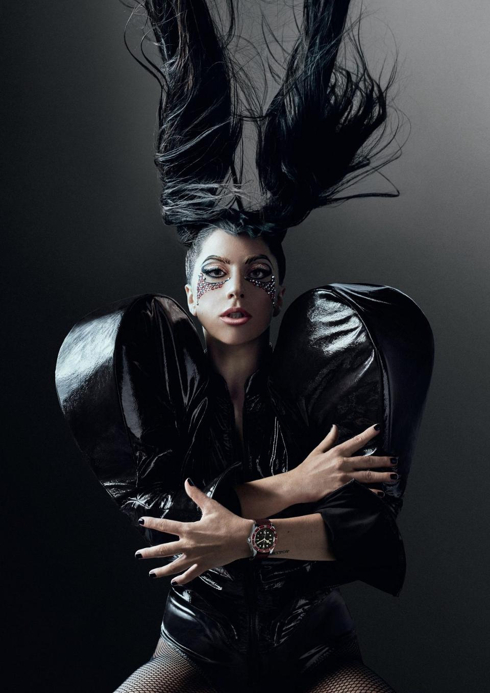 Lady Gaga The New Face for Born to Dare by Tudor born to dare by tudor Lady Gaga The New Face for Born to Dare by TUDOR Lady Gaga The New Face for Born to Dare by Tudor