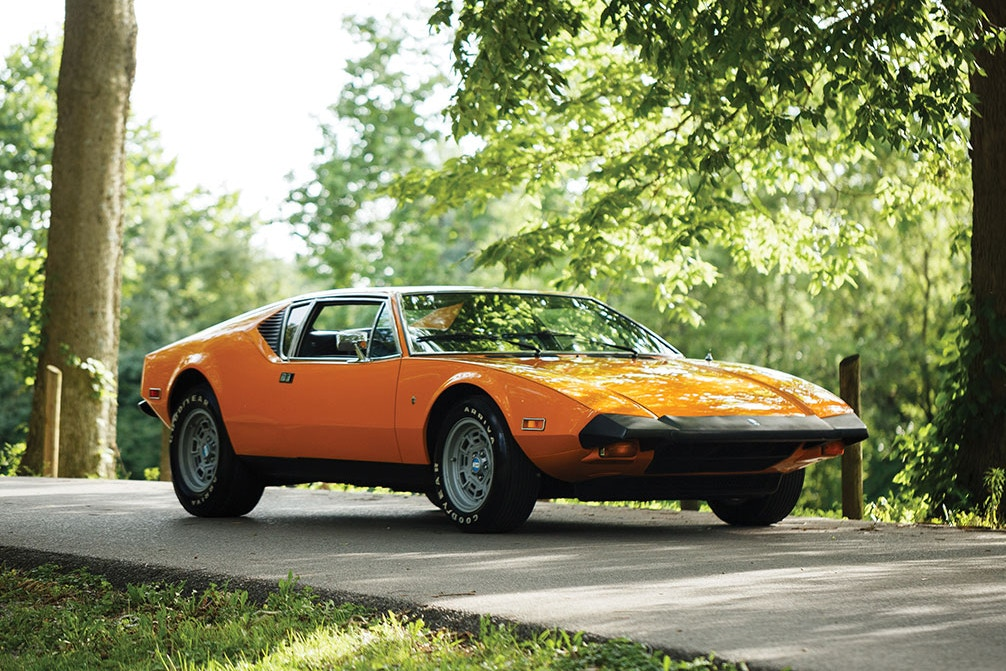 Luxurious Classic Cars You Should Have In Your Garage classic cars Luxurious Classic Cars You Should Have In Your Garage Luxurious Classic Cares to Have in Your Garage 1974 De Tomaso Pantera L