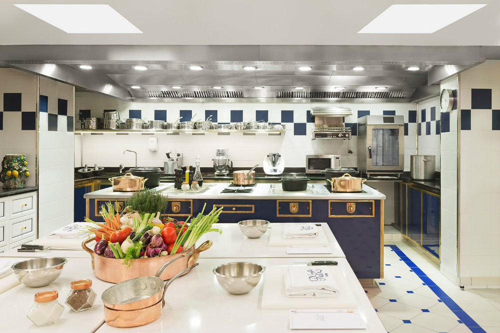 Take a Peek Inside the Secret Ritz Paris Cooking School