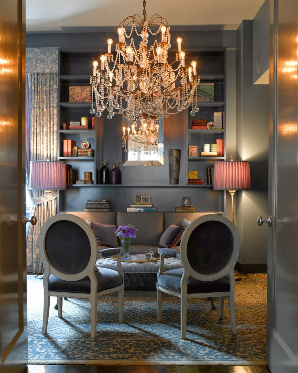 5 Crystal Chandeliers To Elevate Your Interiors