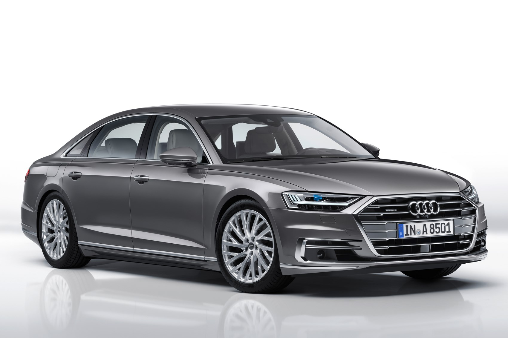 5 Luxury Cars to Keep an Eye On at IAA 2017 Audi A8 iaa 2017 5 Luxury Cars to Keep an Eye On at IAA 2017 5 Luxury Cars to Keep an Eye On at IAA 2017 Audi A8