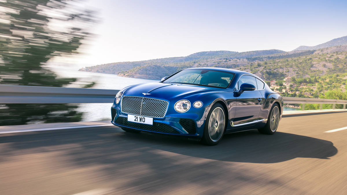 5 Luxury Cars to Keep an Eye On at IAA 2017 Bentley Continental GT iaa 2017 5 Luxury Cars to Keep an Eye On at IAA 2017 5 Luxury Cars to Keep an Eye On at IAA 2017 Bentley Continental GT