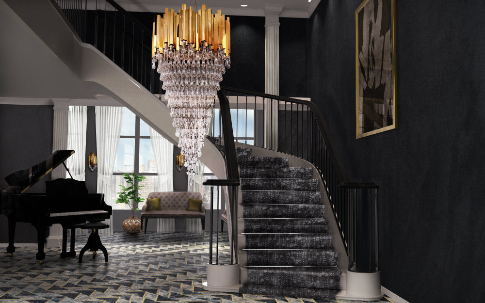 6 Luxurious Stairwell Designs Youu0027ll Love 04 Stairwell Designs 6 Luxurious Stairwell  Designs You