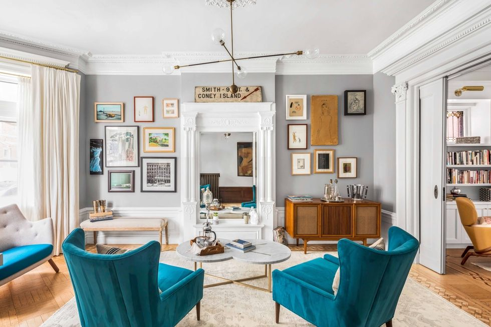 $8 Million is the Listed Price for Emily Blunt's Brooklyn Townhouse emily blunt's brooklyn townhouse $8 Million is the Listed Price for Emily Blunt's Brooklyn Townhouse 8 Million is the Listed Price for Emily Blunts Brooklyn Townhouse