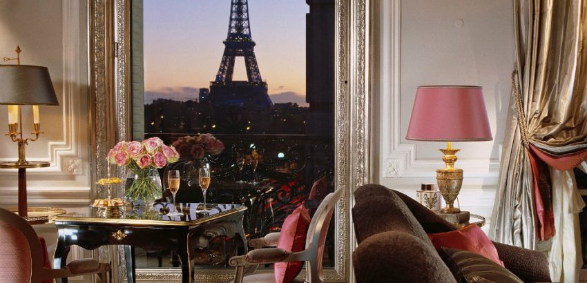 Astonishing Paris Luxury Hotels You Must Stay in Once 01