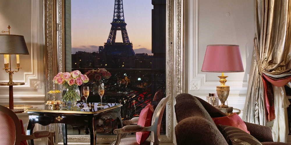 Astonishing Paris Luxury Hotels You Must Stay in Once