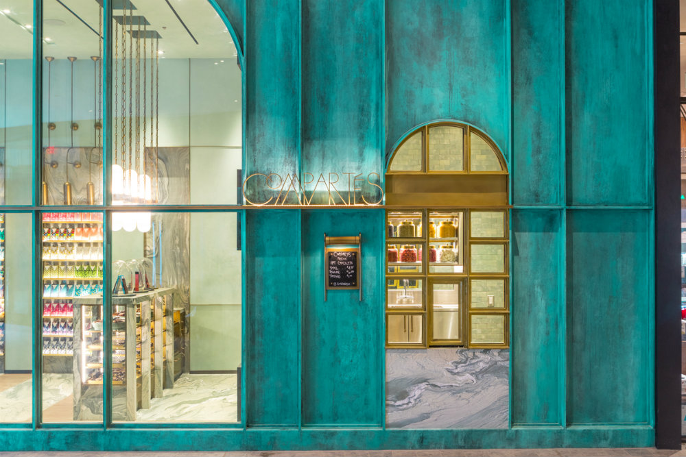 Get To Know This Dreamy Chocolate Factory By Kelly Wearstler