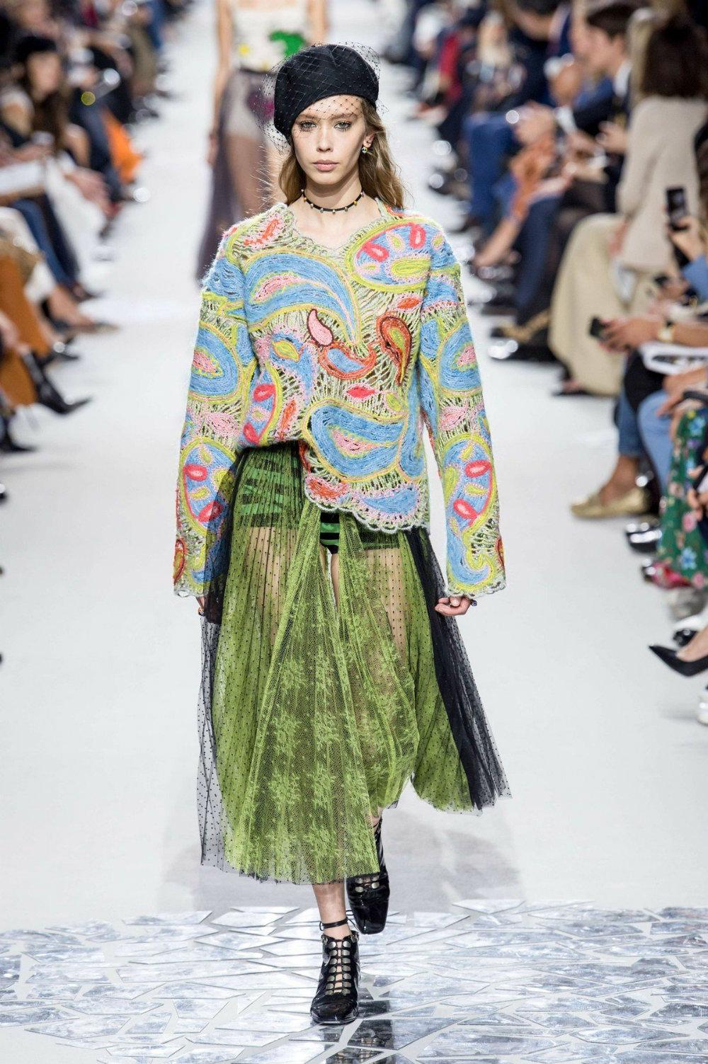 Paris Fashion Week Dior Unveils The Spring Summer 2018 Collection 05 Paris Fashion Week Paris Fashion Week: Dior Unveils The Spring/Summer 2018 Collection Paris Fashion Week Dior Unveils The Spring Summer 2018 Collection 05
