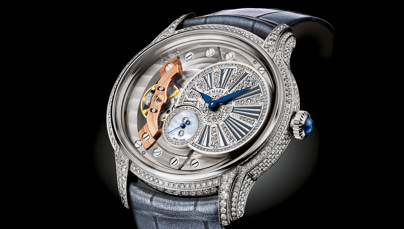 The Most Incredible Luxury Watches by Audemars Piguet audemars piguet The Most Incredible Luxury Watches by Audemars Piguet The 5 Most Incredible Luxury Watches by Audemars Piguet MILLENARY HAND WOUND