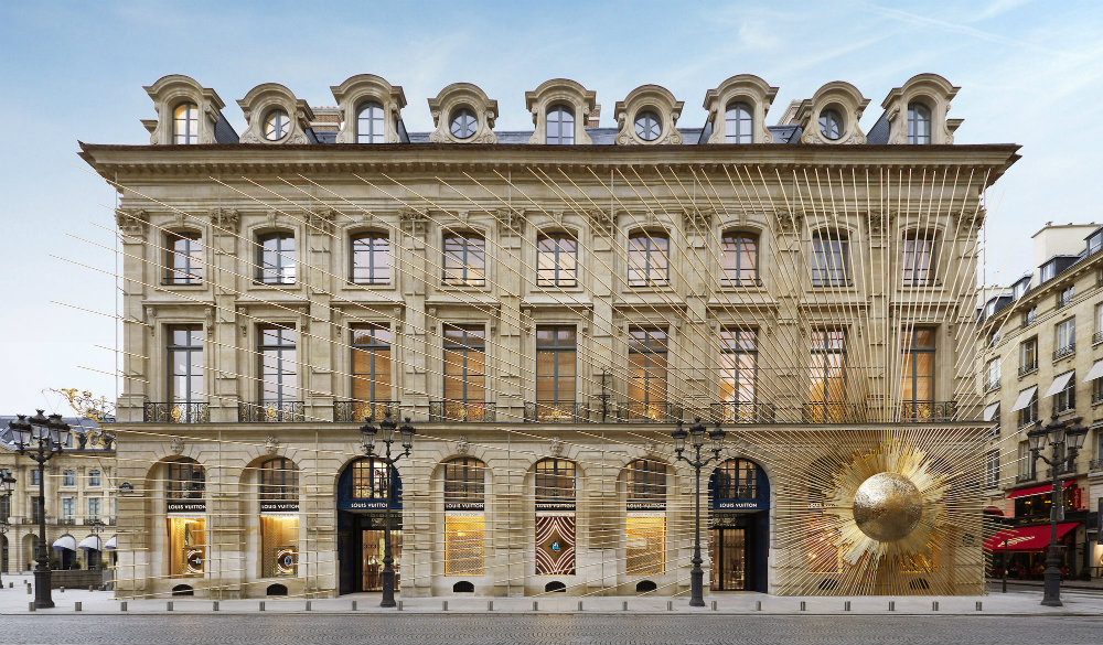 Get to Know Louis Vuitton's New Paris Store