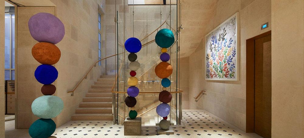 Get to Know Louis Vuitton's New Paris Store 02 Louis Vuitton Get to Know Louis Vuitton's New Paris Store Get to Know Louis Vuittons New Paris Store 02