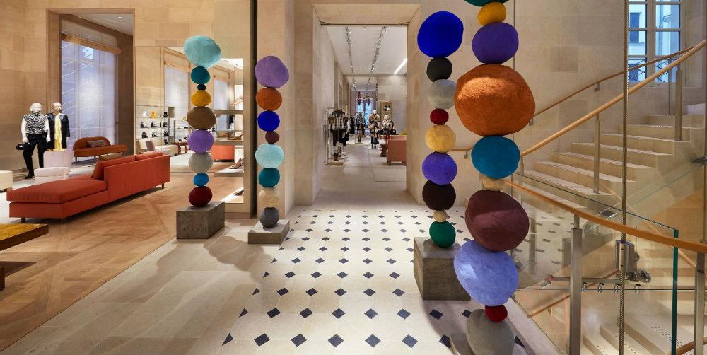 Get to Know Louis Vuitton's New Paris Store 03 Louis Vuitton Get to Know Louis Vuitton's New Paris Store Get to Know Louis Vuittons New Paris Store 03