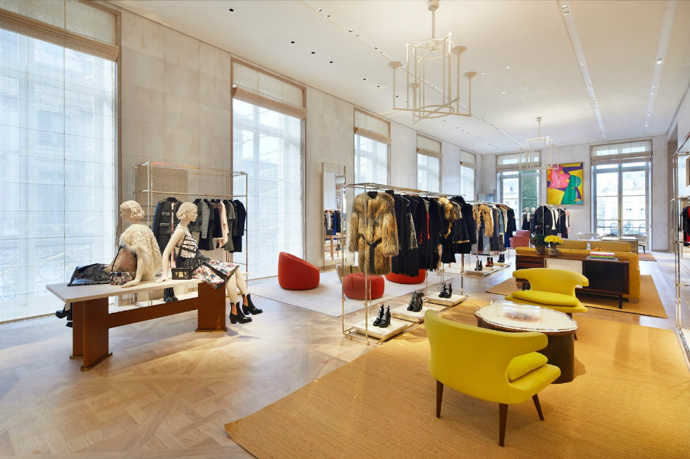 Get to Know Louis Vuitton's New Paris Store 05 Louis Vuitton Get to Know Louis Vuitton's New Paris Store Get to Know Louis Vuittons New Paris Store 05