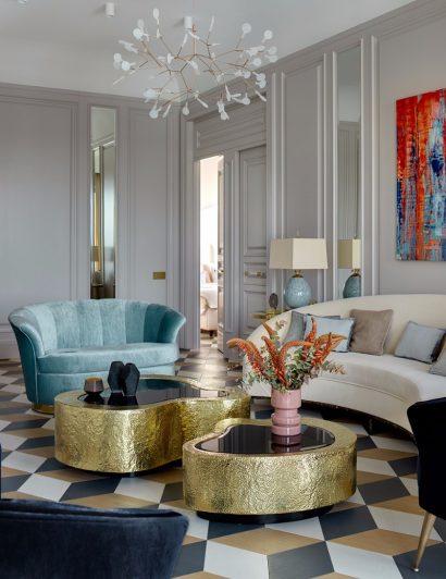 Russian Contemporary Apartment by Ekaterina Lashmanova 01