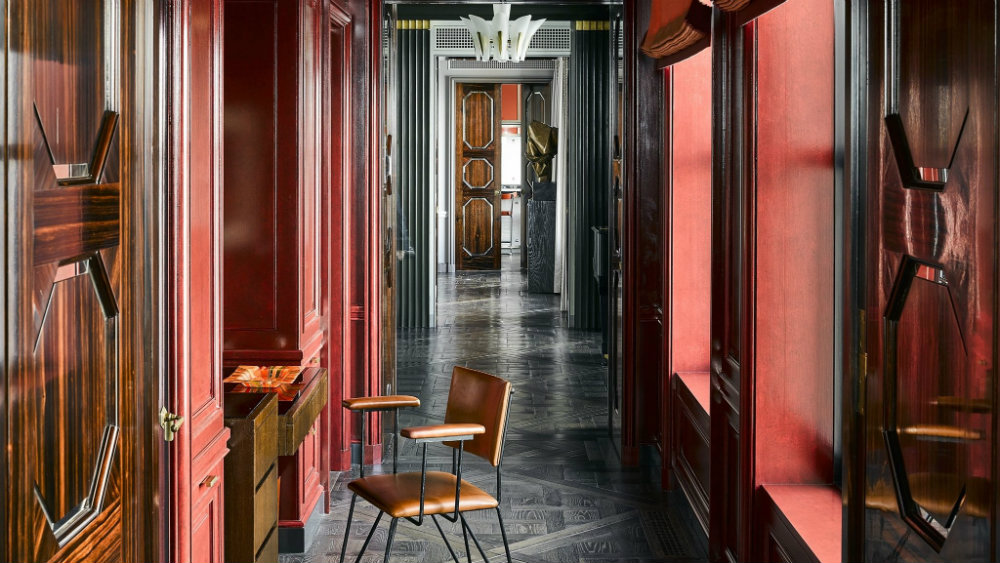 House Tour: See inside A Chicago Art Deco Apartment