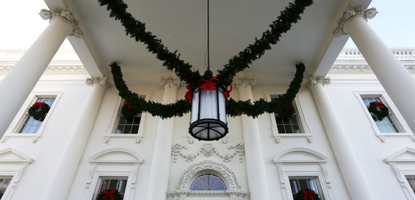 The White House Has Revealed the Christmas 2017 Decorations 01