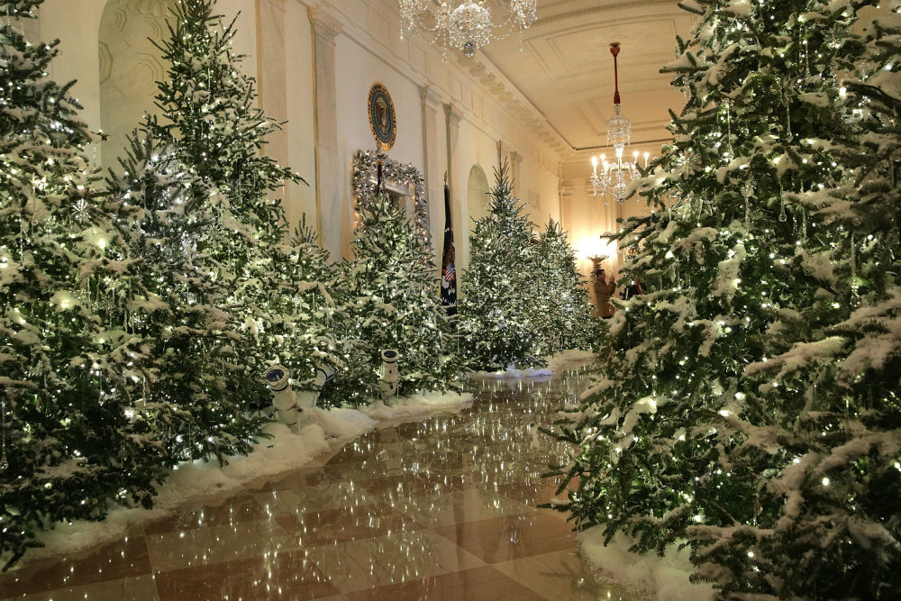The White House Has Revealed the Christmas 2017 Decorations 02 christmas 2017 decorations The White House Has Revealed the Christmas 2017 Decorations The White House Has Revealed the Christmas 2017 Decorations 02