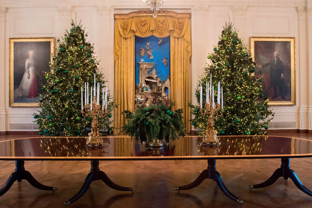 The White House Has Revealed the Christmas 2017 Decorations 03 christmas 2017 decorations The White House Has Revealed the Christmas 2017 Decorations The White House Has Revealed the Christmas 2017 Decorations 03