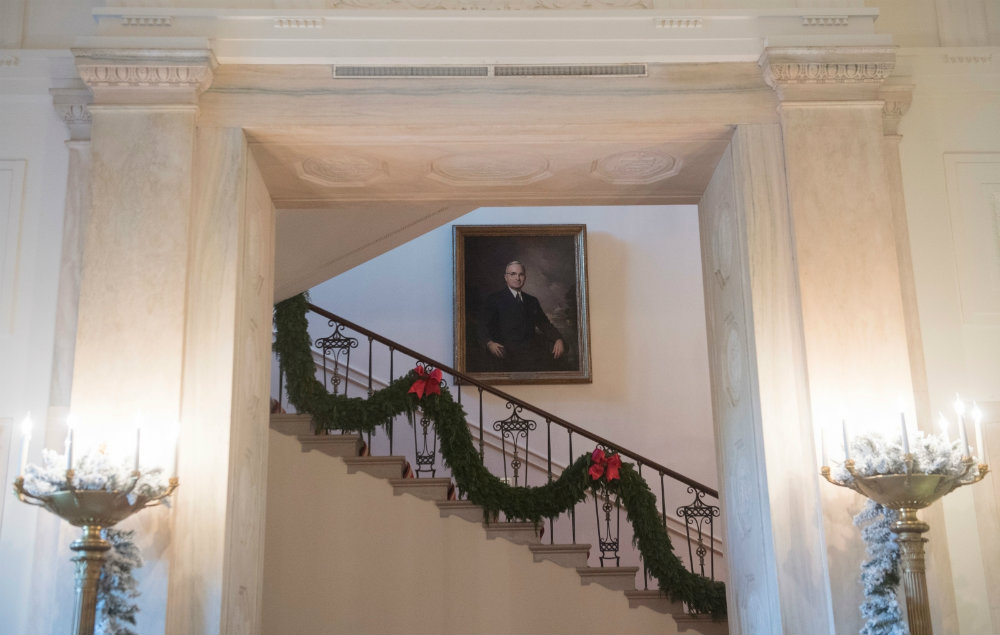 christmas 2017 decorations The White House Has Revealed the Christmas 2017 Decorations The White House Has Revealed the Christmas 2017 Decorations 05