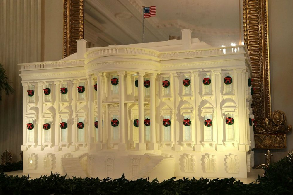 christmas 2017 decorations The White House Has Revealed the Christmas 2017 Decorations The White House Has Revealed the Christmas 2017 Decorations 06