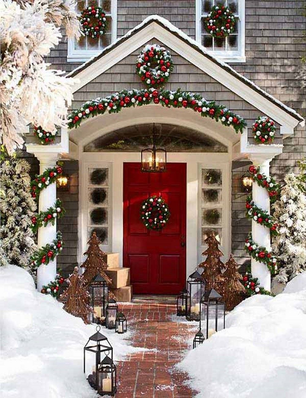 7 Chic Christmas Decorations for The Most Memorable Holiday 08 chic christmas decorations 7 Chic Christmas Decorations for The Most Memorable Holiday 7 Chic Christmas Decorations for The Most Unforgettable Holiday 08