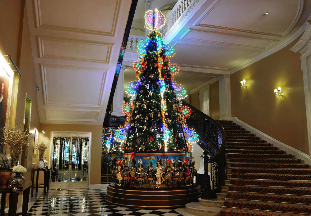 Claridge's Christmas Trees Through The Years 06 Claridge's Christmas Trees Claridge's Christmas Trees Through The Years Claridges Christmas Trees Through The Years 06