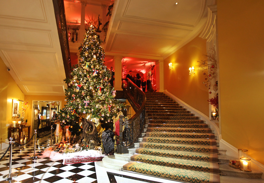 Claridge's Christmas Trees Claridge's Christmas Trees Through The Years Claridges Christmas Trees Through The Years 07