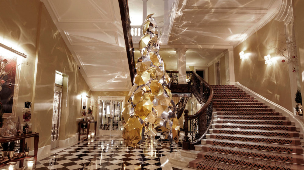 Claridge's Christmas Trees Through The Years 08 Claridge's Christmas Trees Claridge's Christmas Trees Through The Years Claridges Christmas Trees Through The Years 08