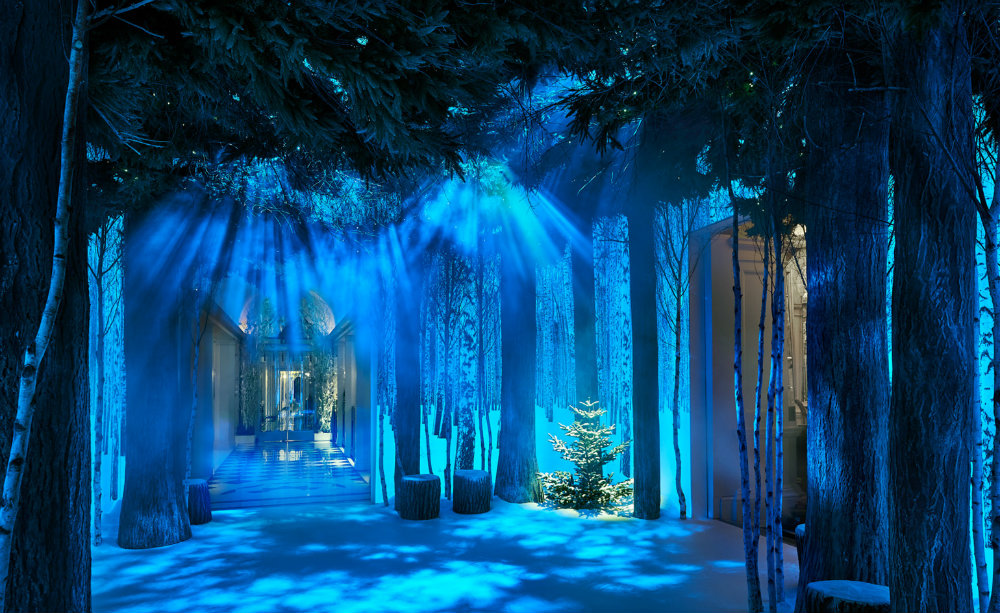christmas trees of claridge's The Amazing Christmas Trees of Claridge's Claridges Christmas Trees Through The Years 09