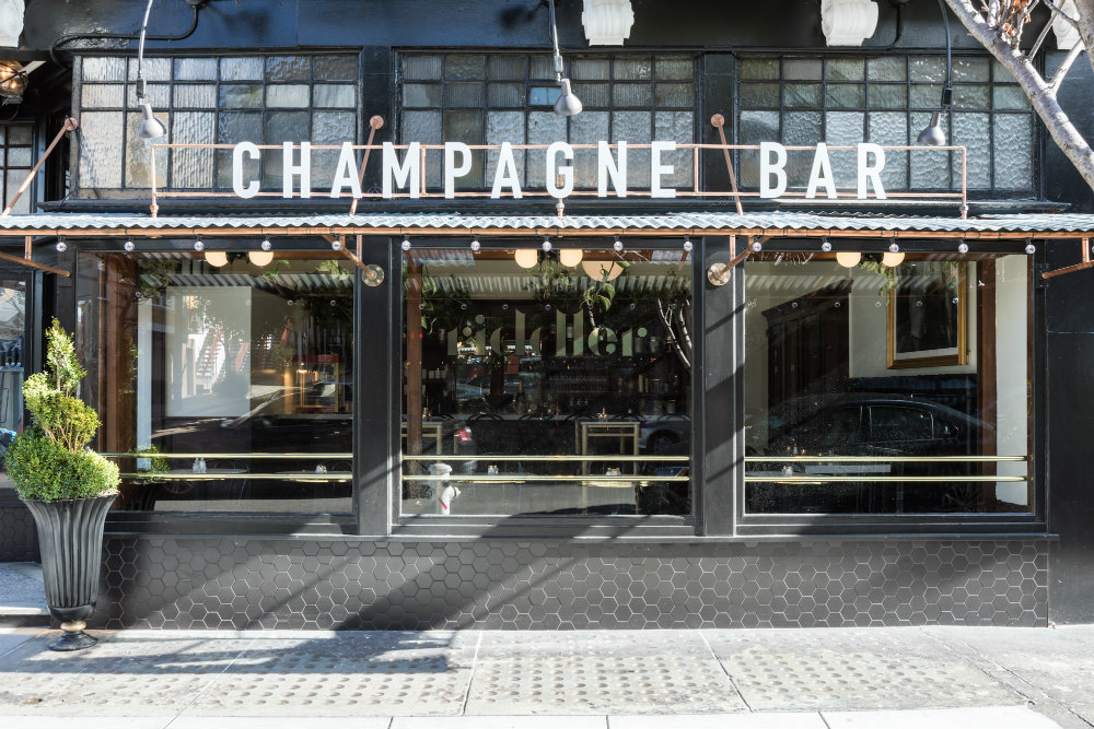 Stunning Champagne Bars Across the U.S. To Sprend NYE 05 champagne bars across the u.s. Stunning Champagne Bars Across the U.S. To Spend NYE Stunning Champagne Bars Across the U