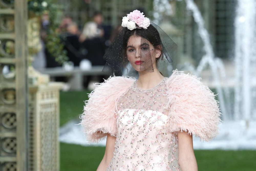 Chanel Dazzles at Paris Couture Fashion Week 2018