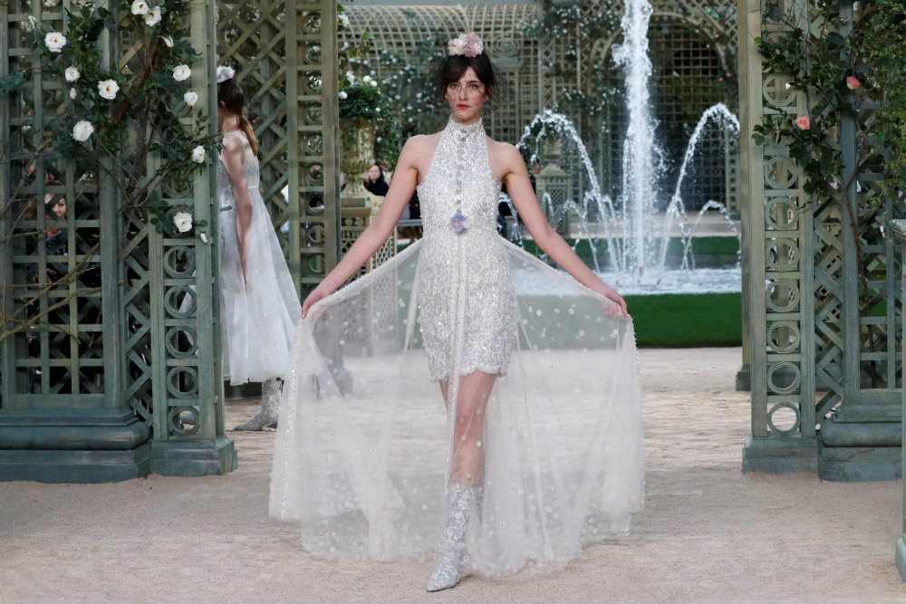 chanel Chanel Dazzles at Paris Couture Fashion Week 2018 Chanel Dazzles at Paris Couture Fashion Week 2018 06