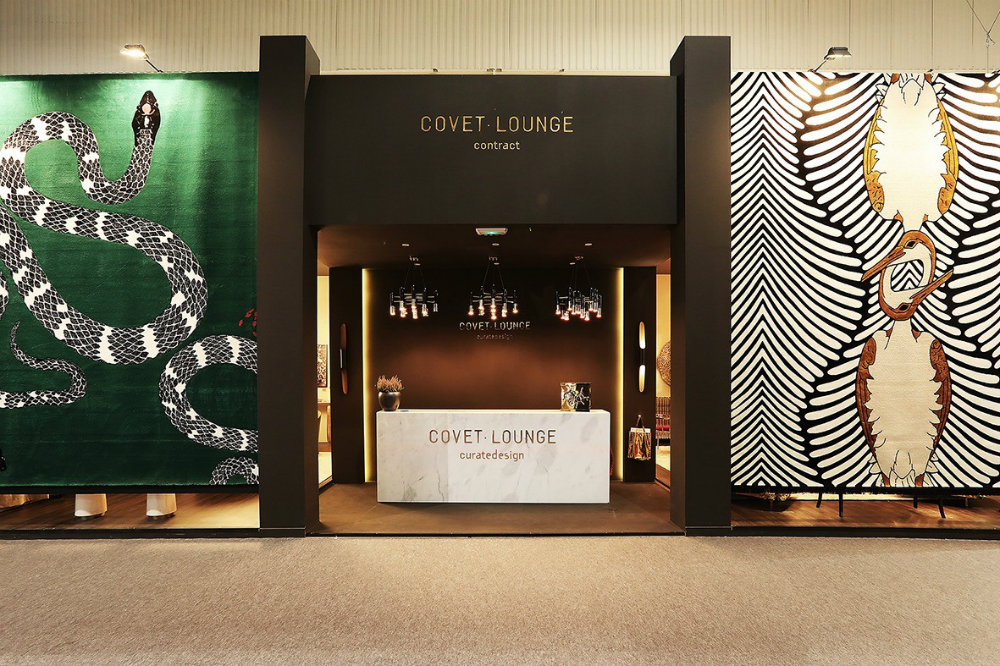 Covet House Store At Maison Et Objet 2018